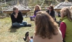 Bob Thurman explains how Buddha redefined the Dharma during a talk at Dochula in Bhutan.
