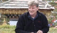 Robert Thurman - You Never Did Not Exist outtake from Journey with Robert Thurman in Bhutan