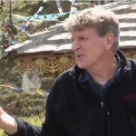 Bob Thurman explores the nature of self and selflessness during a teaching at Dochula in Bhutan.