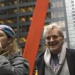 Robert Thurman at Occupy Wall Street